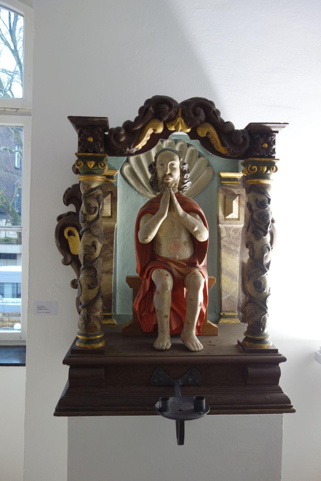 Ausstellung Beckum_Heiliger