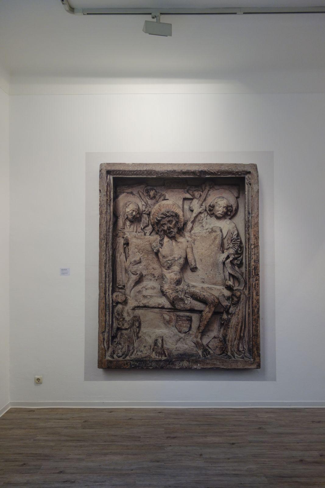 Ausstellung Beckum_Relief