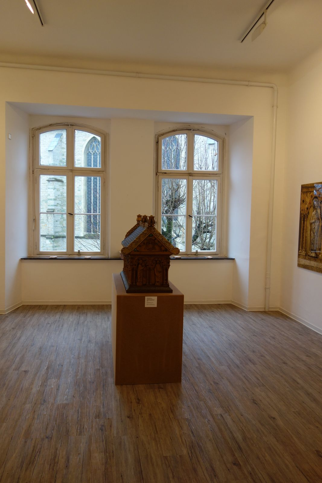 Ausstellung Beckum_Schrein I