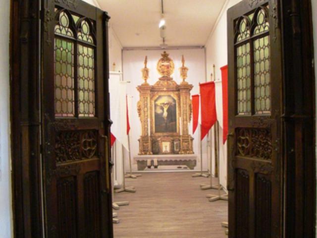 Ausstellung Beckum_Türflügel