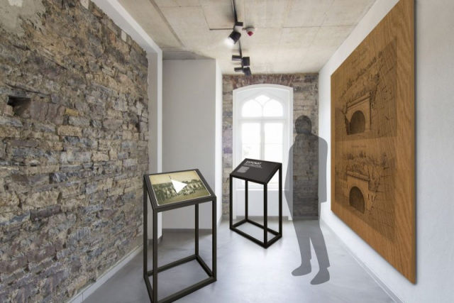 Museumsbahnhof Grevenbrück_ Ausstellung Entwurf IV