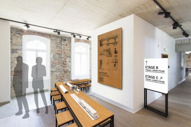 Museumsbahnhof Grevenbrück_Ausstellung Entwurf V