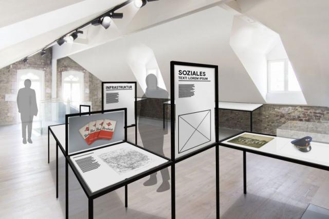 Museumsbahnhof Grevenbrück_Ausstellung Entwurf VIII