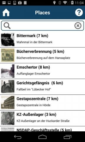 Steinwache_App-Liste